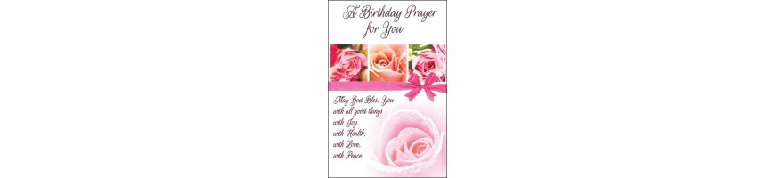 Religious Birthday Cards