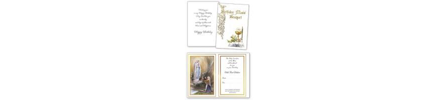 Sympathy Cards & Mass Cards