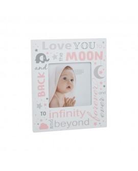 Baby Girl Photo Frame 4x4