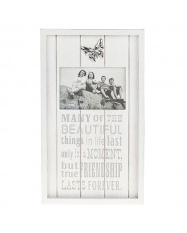 Wall Plaque Wood Friendship