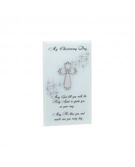 Christening Glass Plaque My Christening Day