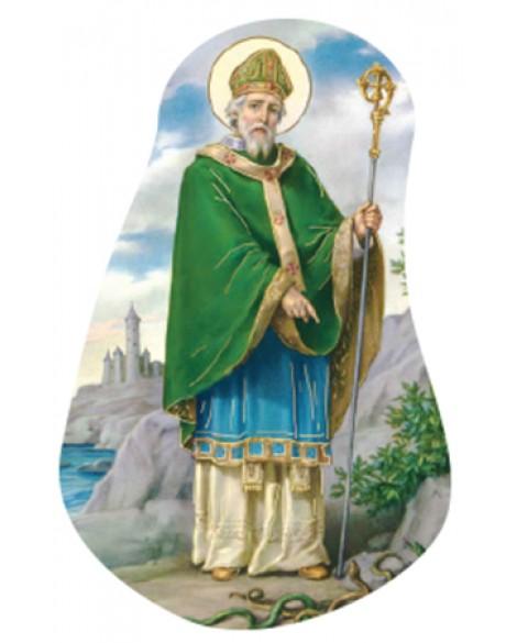 St Patrick's Day Fridge Magnet