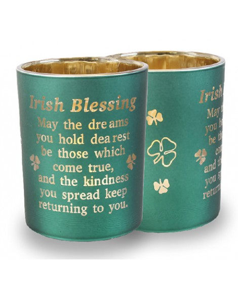 St Patrick's Day  Candle Holder