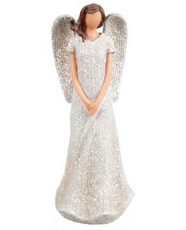 Angel  From Heaven Glitter Decoration