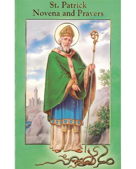 St Patrick's Day  Prayer Book Novena