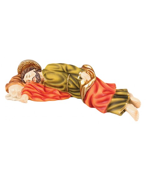 Sleeping Joseph Figurine 12.5 cm