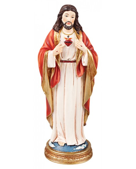 Sacred Heart Of Jesus Ornament