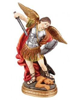 ST MICHAEL ORNAMENT