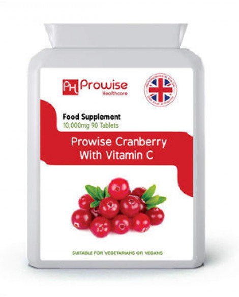 Cranberry With Vitamin C  by Prowise Healthcare