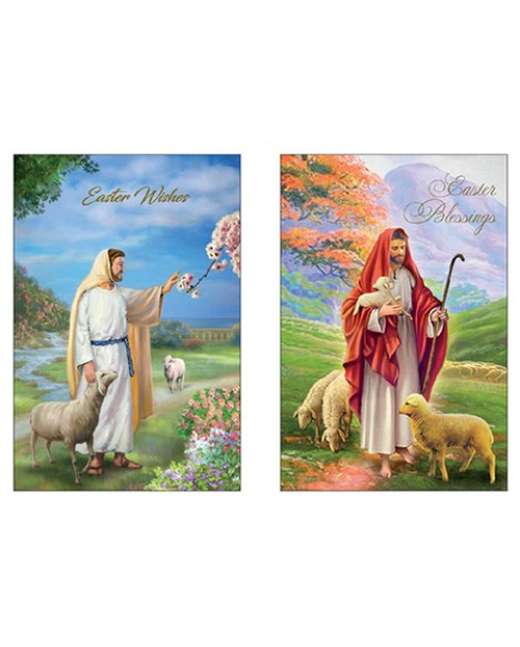 Easter Cards Pk 2