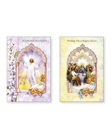 Easter Cards Pk 2 Different Designs