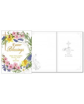 Easter Cards Pk 2 Easter Blessings
