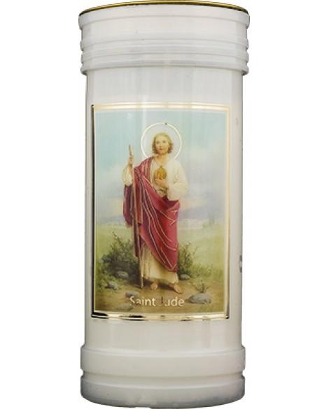 St Jude Pillar Candle