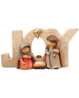CHRISTMAS NATIVITY SCENE JOY