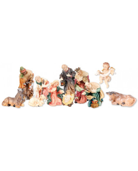 Christmas Nativity Set 11 Figures