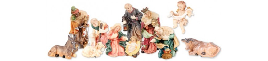Christmas Traditional Figures and Nativities