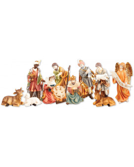 Christmas Nativity Set 11 Figures 15 cm