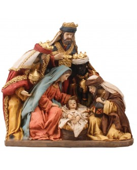 Christmas Nativity Set Free Standing