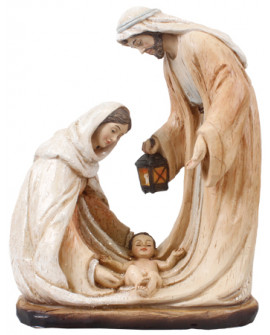 Christmas Holy Family Free Standing