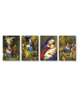 Christmas Cards Box 16 Nativity Scenes