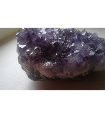 AMETHYST CLUSTER NATURAL HEALING STONE X-LARGE