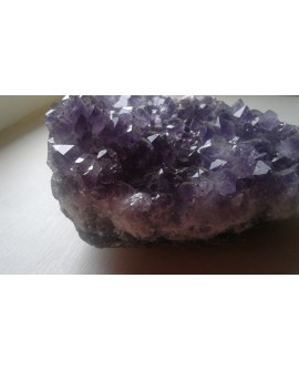 AMETHYST CLUSTER NATURAL HEALING STONE X-LARGE 10-12 cm
