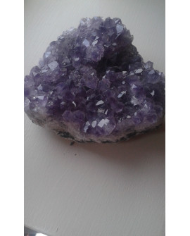 Amethyst Cluster Natural Healing Stone Medium 5-8 cm