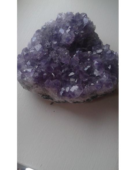 Amethyst Cluster Natural Healing Stone Medium 5-8 cm