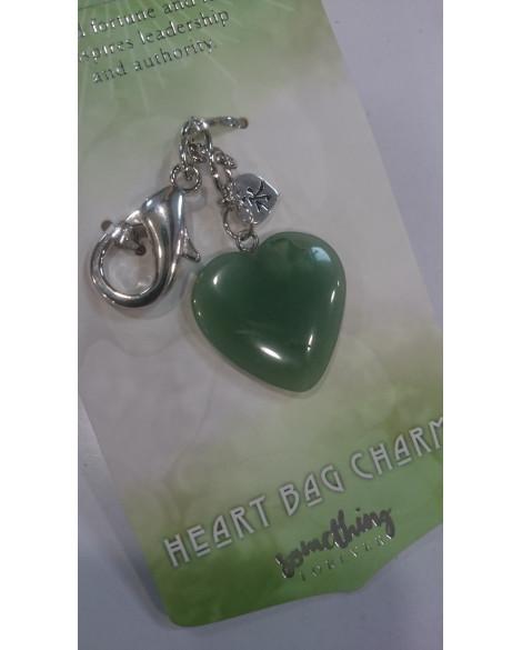 Green Aventurine Key Ring