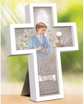 First Holy Communion Cross Boy
