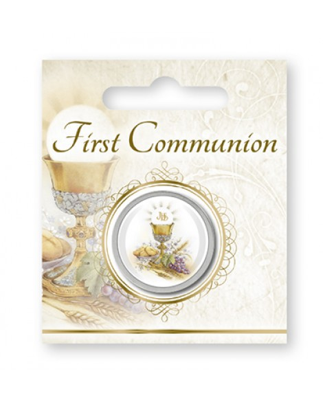 First Holy Communion Pocket Token Girls Boys