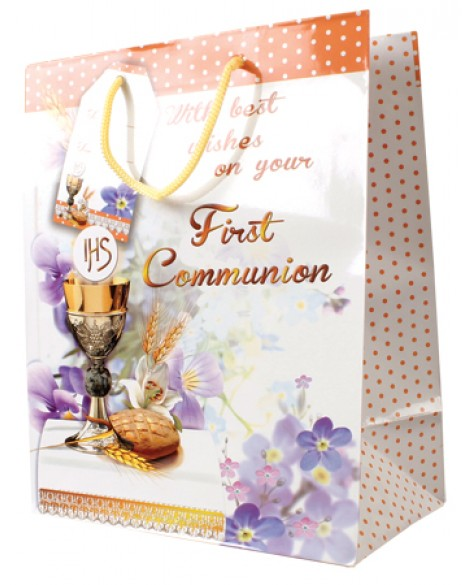 First Holy Communion Gift Bag Boys Girls