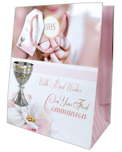First Holy Communion Gift Bag Girl