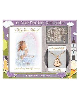 First Holy Communion Gift Set Girl