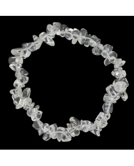 Quartz Gemstone Bracelet