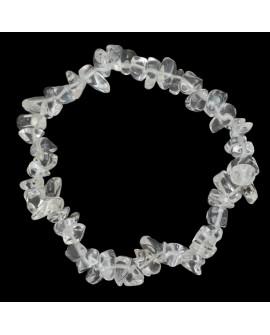 Quartz Gemstone Bracelet
