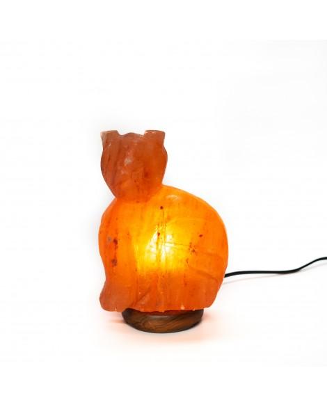 Himalayan Salt Lamp Cat 1.5 - 2 KGS