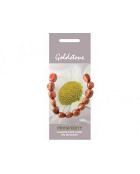 Goldstone Stone Bracelet