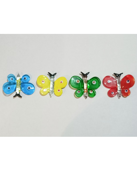 Butterfly Magnet Set 6