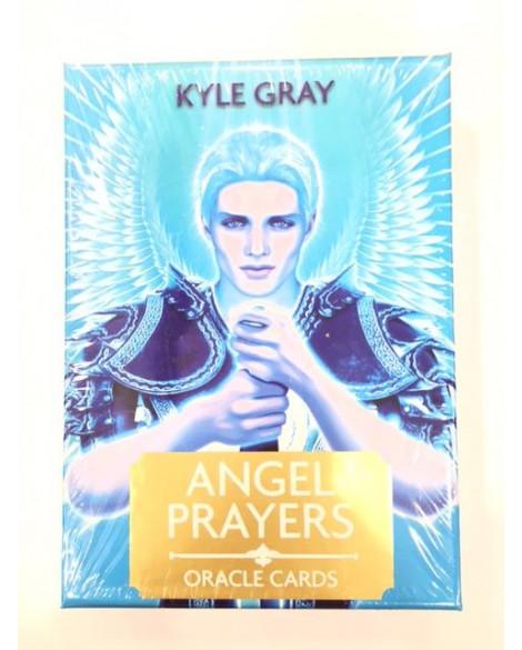 ANGEL TAROT CARDS - ANGEL PRAYERS