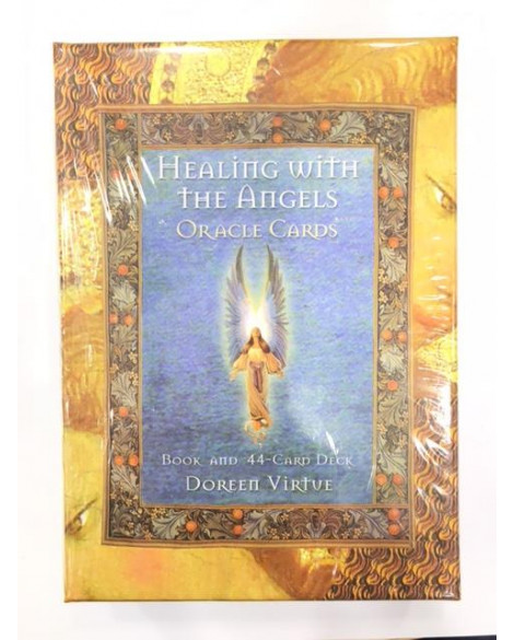 ANGEL TAROT CARDS - HEALING WITH THE ANGELS
