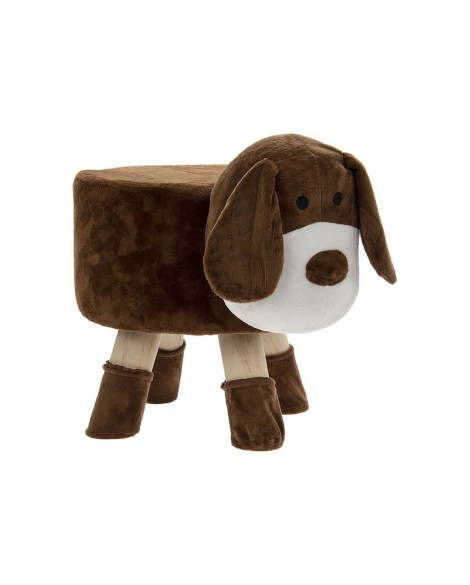Footstool Cute Animal Pooch