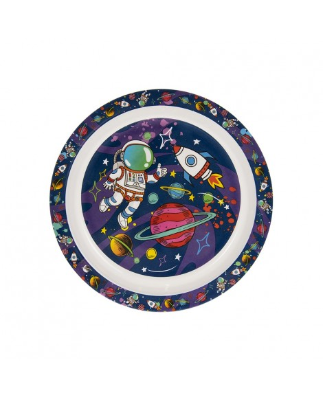 Baby Plate Blue