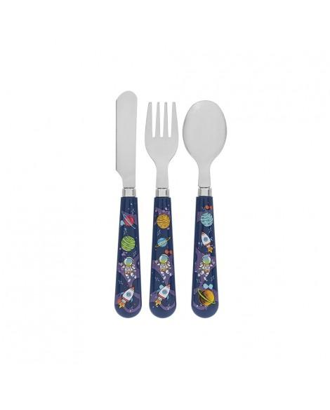 Baby Cutlery Set Blue