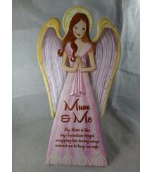 GUARDIAN ANGEL PLAQUE MUM & ME