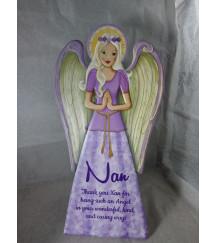 GUARDIAN ANGEL PLAQUE NAN