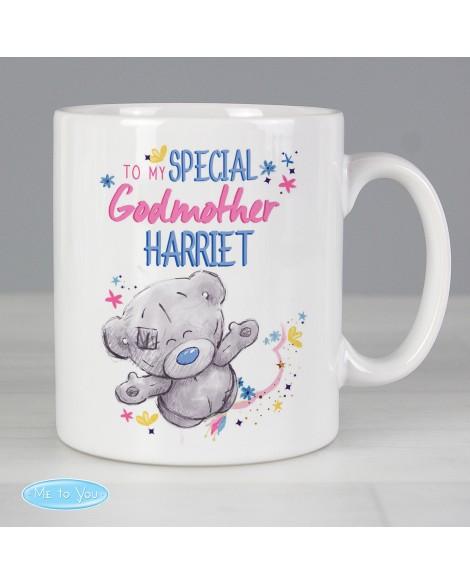 Personalised Godmother Mug