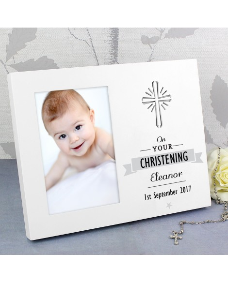 Personalised  Light Up Photo Frame On Your... 4x6