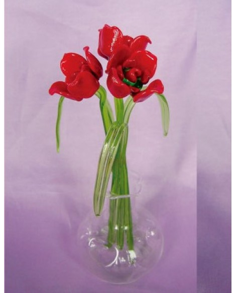 Valentine's Day Gift Red Roses