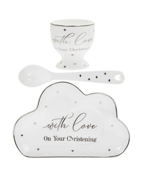 Mad Dots Christening Gift Set Boy Girl